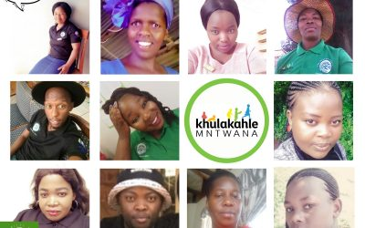 Turning Point for Khula Kahle Mntwana Project Home Visitors.